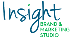 Insight Brand & Marketing Studio Logo