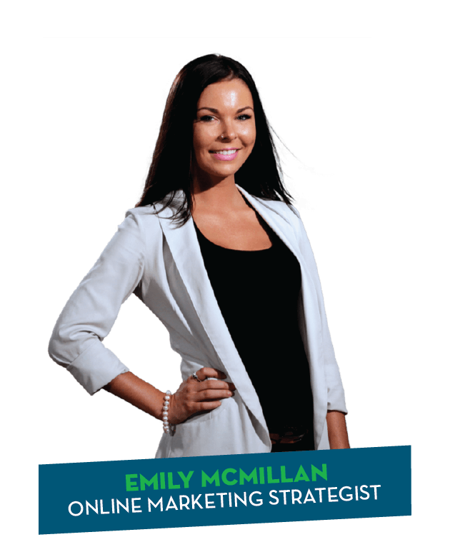 Emily McMillan - Online Marketing Strategist at Insight Brand & Marketing Studio