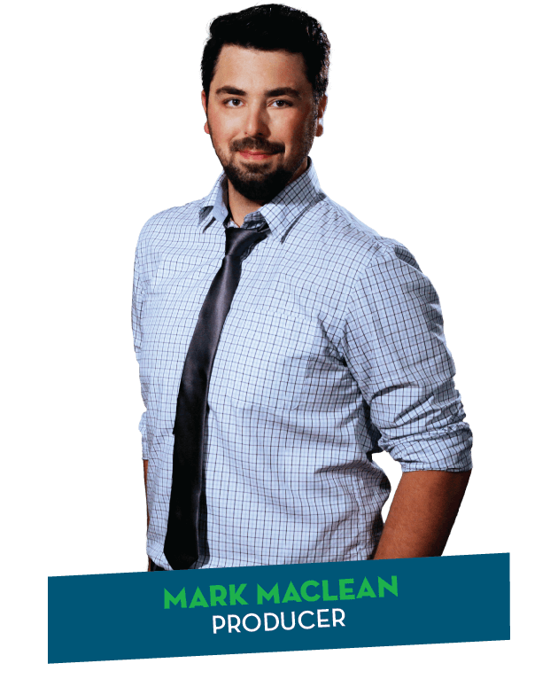 Mark MacLean - Video Producer at Insight Brand & Marketing Studio